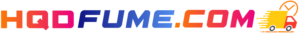 HQD FUME VAPE pods logo