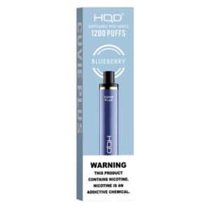 HQD Cuvie Plus Blueberry